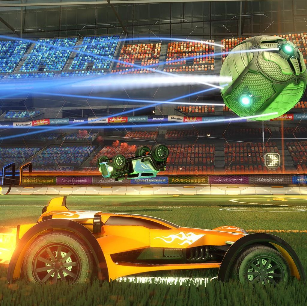 Developer Rocket League Lirik Nintendo Switch