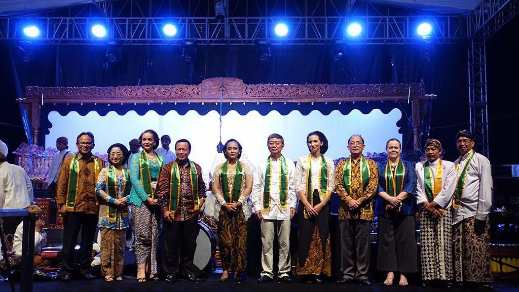 Yayasan Tidar Promosi Wisata Budaya & Spiritual ke 14 Duta Besar