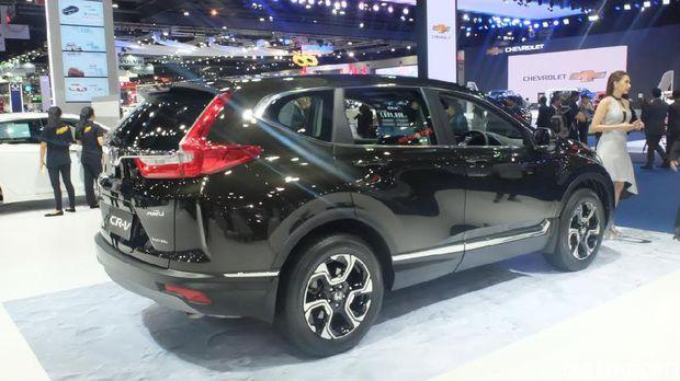 CR-V di Bangkok Motor Show
