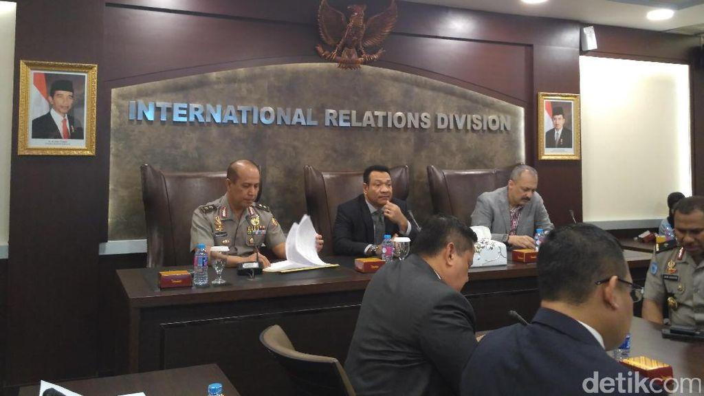 Cegah WNI Masuk ISIS, Polri Bentuk Atase di Turki dan Yordania