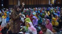 Risma Masih Punya PR Tingkatkan SDM Warga Jelang HUT Surabaya
