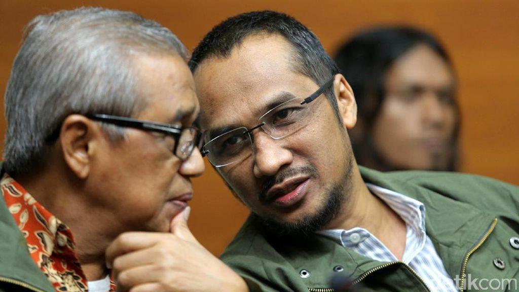 Busyro dan Abraham Samad Tolak Pelemahan KPK