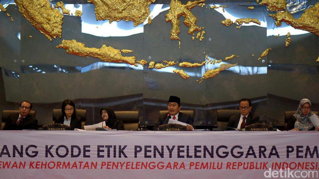 Ketua DKPP: Ada yang Ingin KPU Berpihak