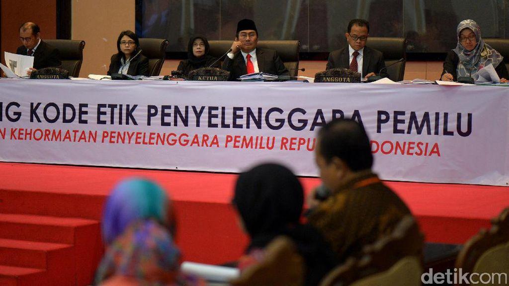 Ini Alasan DKPP Sidangkan KPU dan Bawaslu DKI di DPR