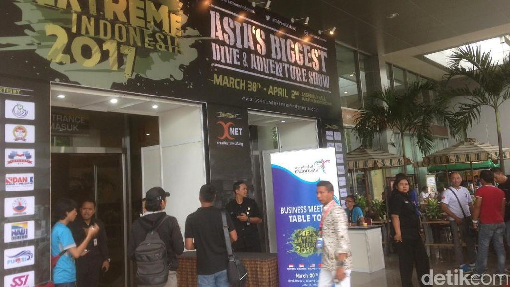 Yang Suka Diving, Yuk ke Deep & Extreme Indonesia 2017