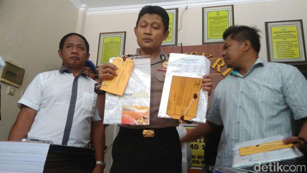 2 Orang Dibekuk Polisi terkait Korupsi Dana Bansos KUBE di Solo