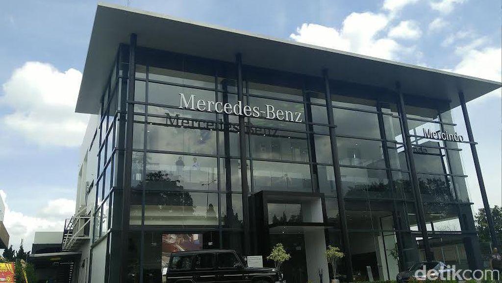 Mercedes-Benz Makin Serius di Indonesia