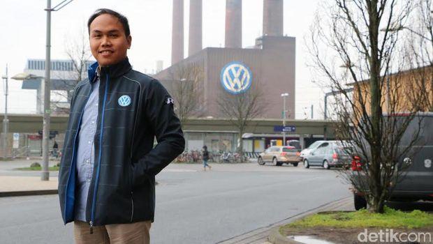 Berguru ke Desainer Volkswagen Kelahiran Indonesia