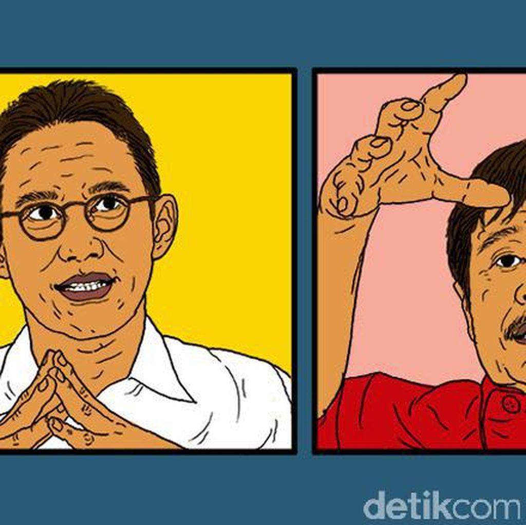 Debat Seru Sandi Vs Djarot soal Rumah Rp 350 Juta-an di DKI
