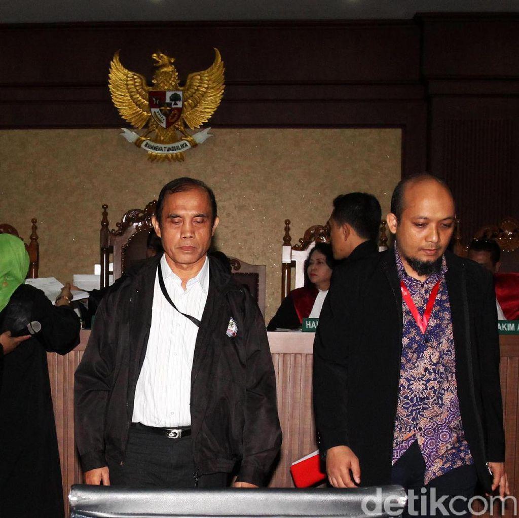 Jaksa KPK Minta Hakim Tetapkan Miryam Haryani Jadi Tersangka
