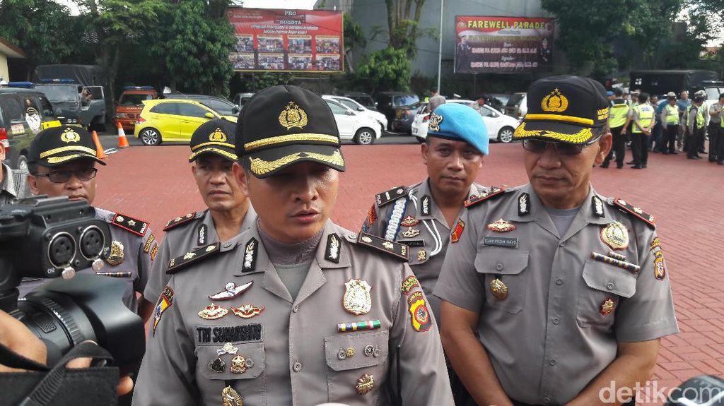 Polisi Imbau Warga Bogor Tak Ikut Aksi 313 ke Jakarta