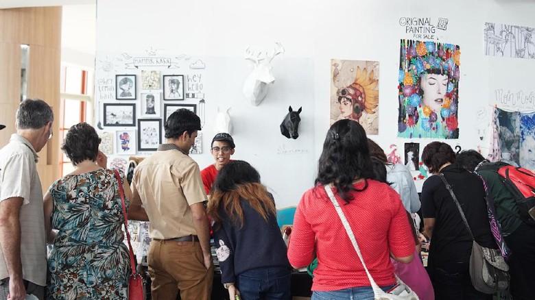 Art Market Jakarta 7 Jadi Pintu Kolaborasi Lintas Negara Asia Tenggara