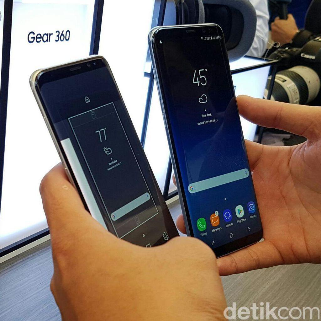 Galaxy S8 dan S8 Plus, Apa Bedanya?