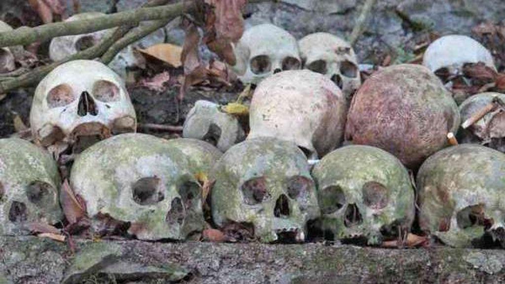 Cuma di Bali, Mayat Tidak Dikubur dan Wangi