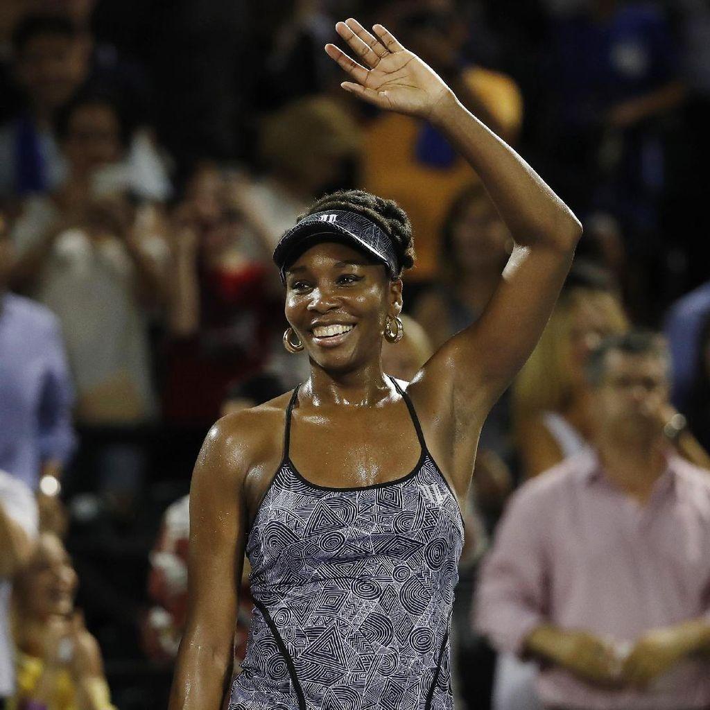 Venus Maju ke Semifinal Usai Atasi Kerber