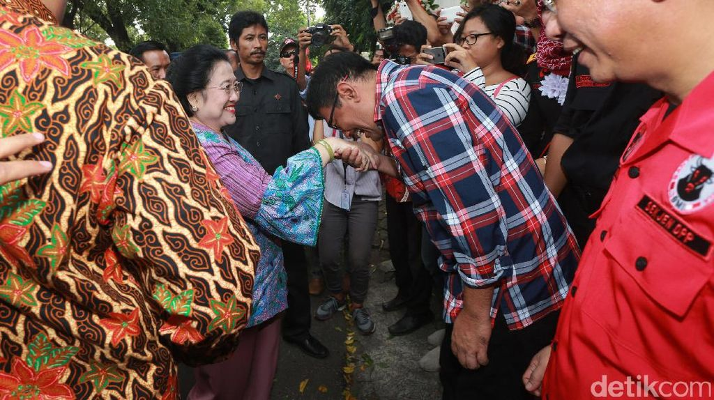 Cerita Megawati Ingin Pensiun dari Ketum PDIP