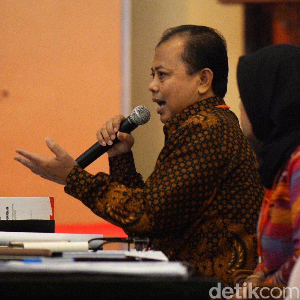 KPU-Bawaslu DKI Disidang Oleh DKPP