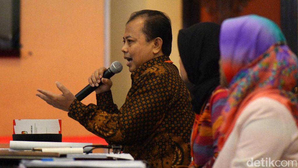 Rapat Bareng Tim Ahok, Sumarno: 200 Orang Tak Mungkin ke KPU