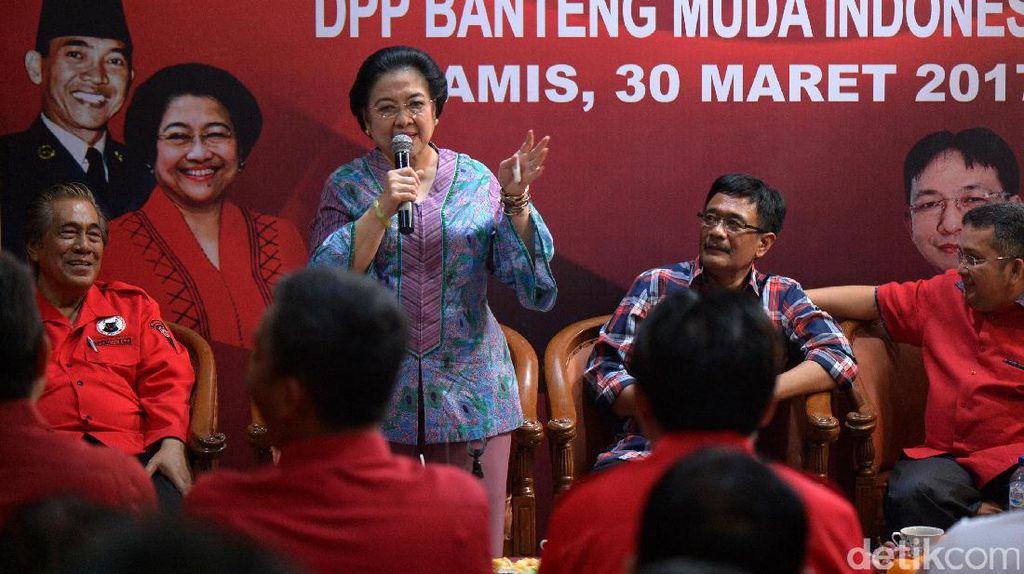 Megawati: Kongres PDIP Beda dengan Partai Lain