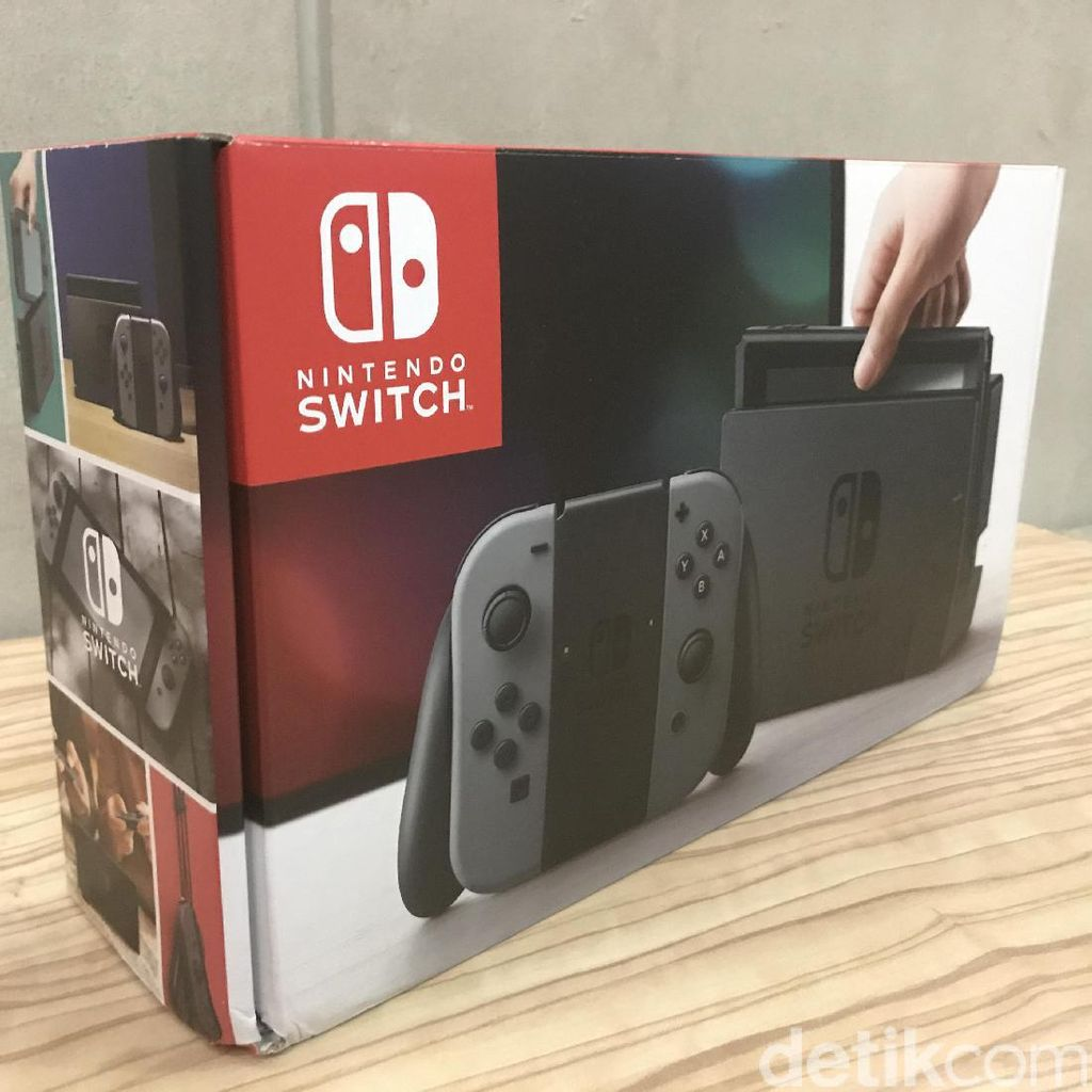 Penjualan Nintendo Switch Diprediksi Capai 2,4 Juta Unit