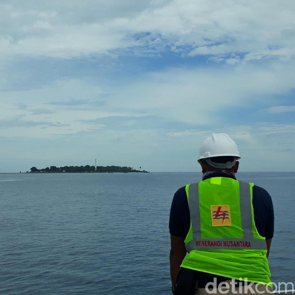Pembangkit Ditambah, Desa di Belitung Ini akan Terlistriki 24 Jam