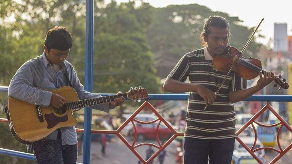 Musisi Jalanan