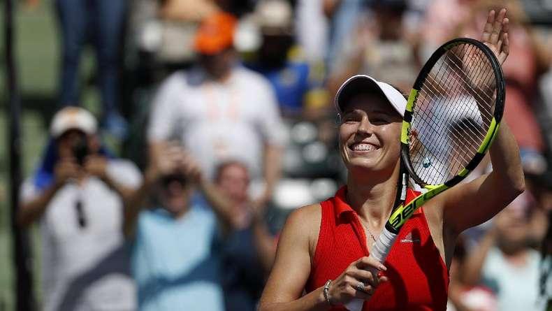 Bangkit dari Kekalahan di Set Pertama, Wozniacki Lolos ke Final