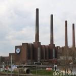 Ini Pabrik Mobil Terbesar di Dunia
