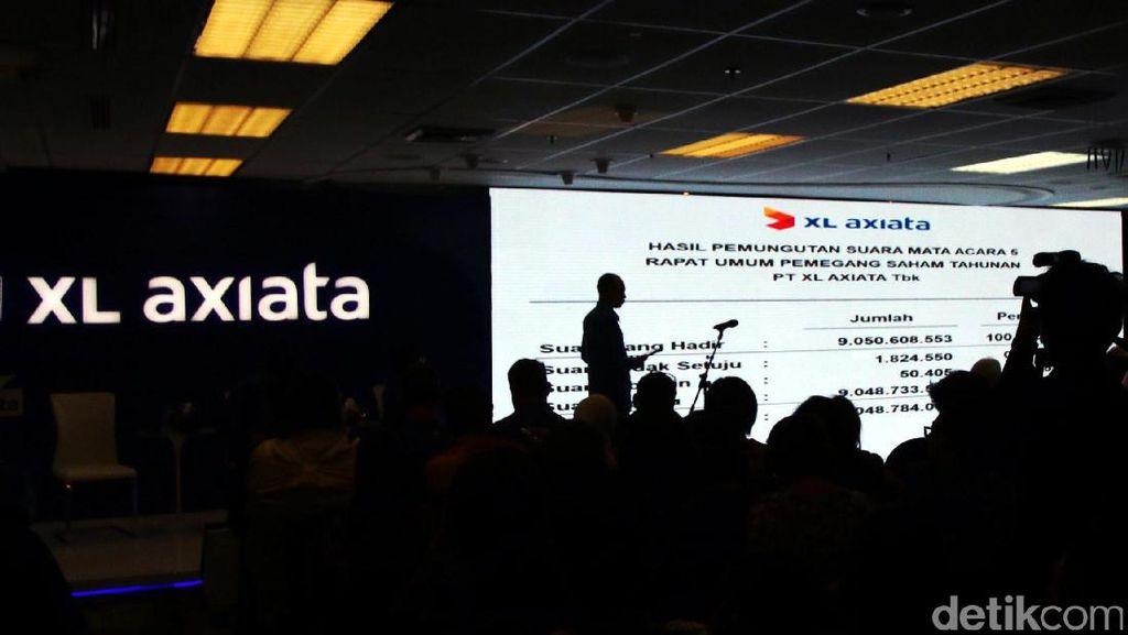 Transformasi XL Jadi Perusahaan Digital