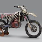Motor Trail Terinspirasi dari T-Rex