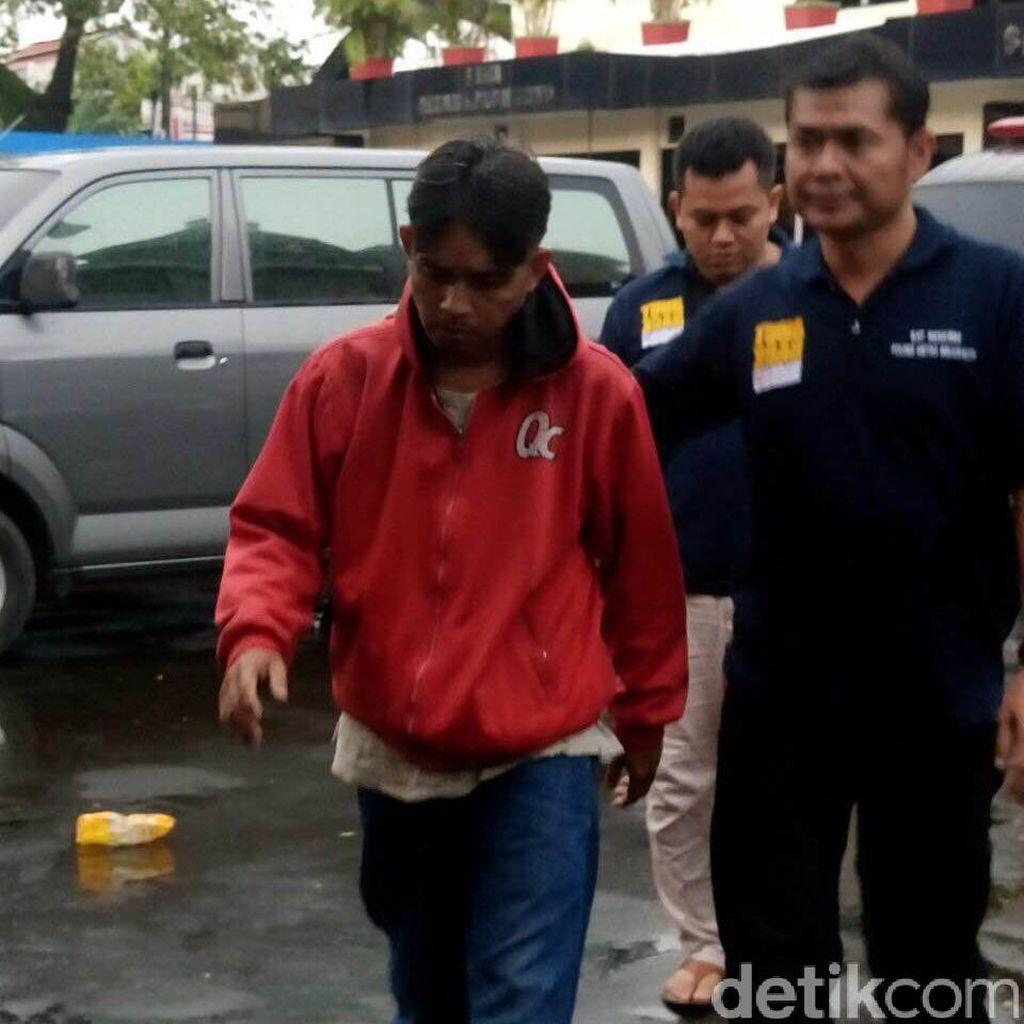 Cabuli Anak Tetangga, Udin Ditangkap Polisi