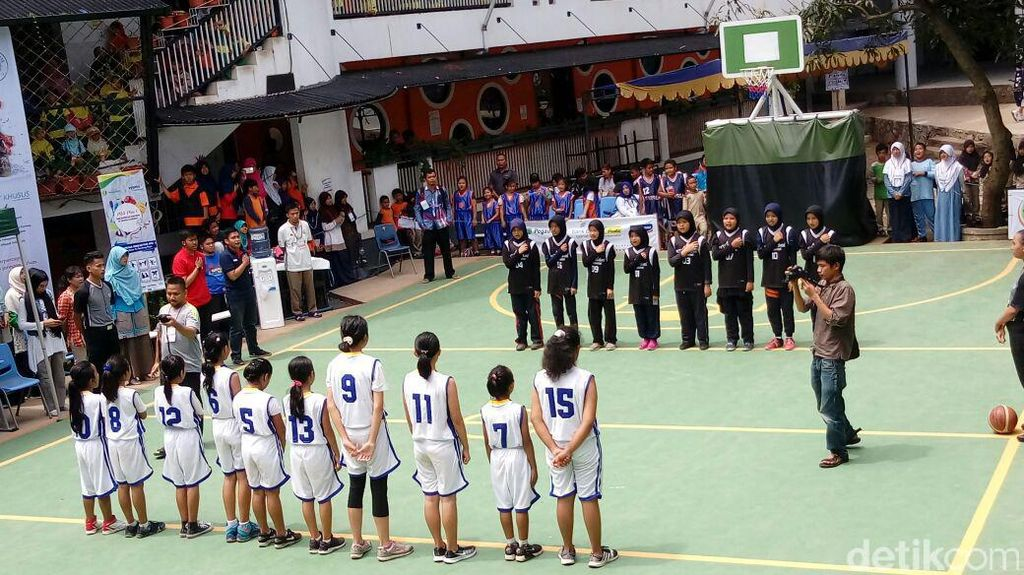 62 Sekolah SD Perebutkan Piala Wali Kota Bandung di Bintang Madani