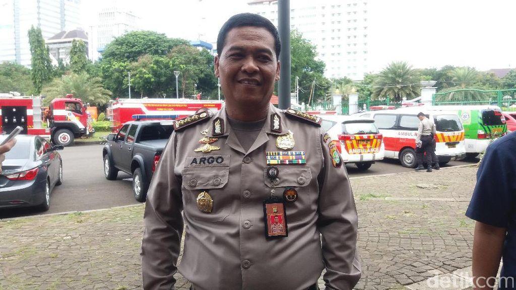 Polisi Selidiki Motif Penusukan 2 Anggota Paspampres