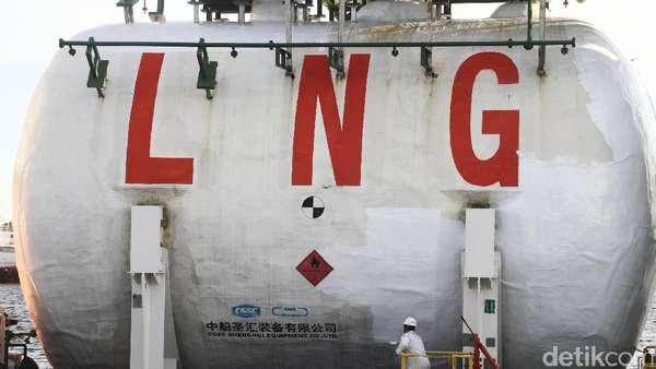 Singapura Tawarkan LNG ke RI, Luhut: Harganya Murah