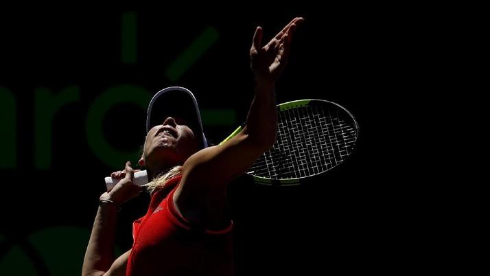 Wozniacki Lolos ke Final Miami Terbuka