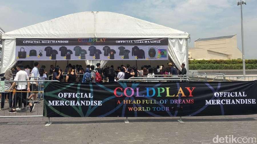 Seru-Seruan Bersama Coldplay