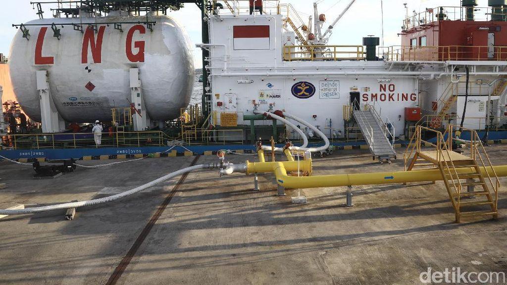 Gas yang Lewat Makin Banyak, Tarif Pipa Arun-Belawan Harus Turun