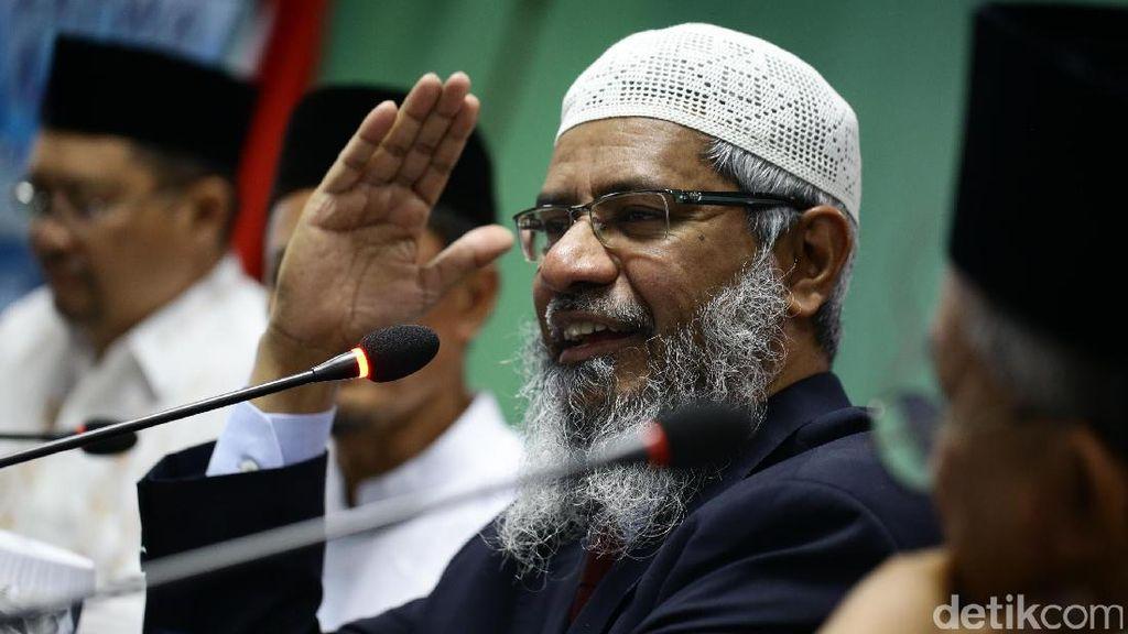 Saksikan Wawancara Khusus Zakir Naik di detikcom Rabu Besok