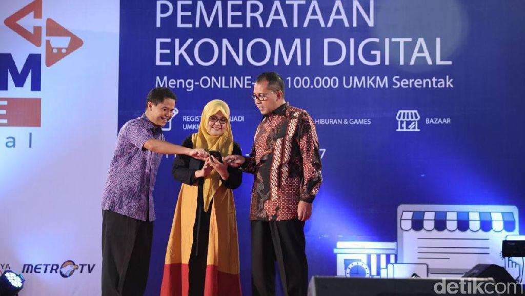 UMKM di Makassar Kini Berbasis Digital