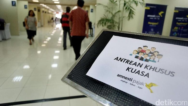 Kekecewaan di Balik Tax Amnesty yang Disebut Tersukses di Dunia