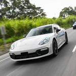 Ototest: Berlari dengan Porsche Panamera 4S di Taiwan