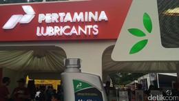 Pertamina Lubricants Perlihatkan Pelumas Ramah Lingkungan