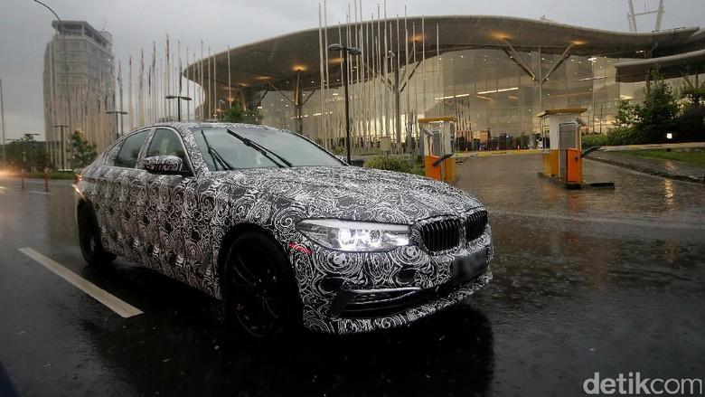 Awal Agustus, BMW Seri 5 Terbaru Sudah Bisa Dipesan