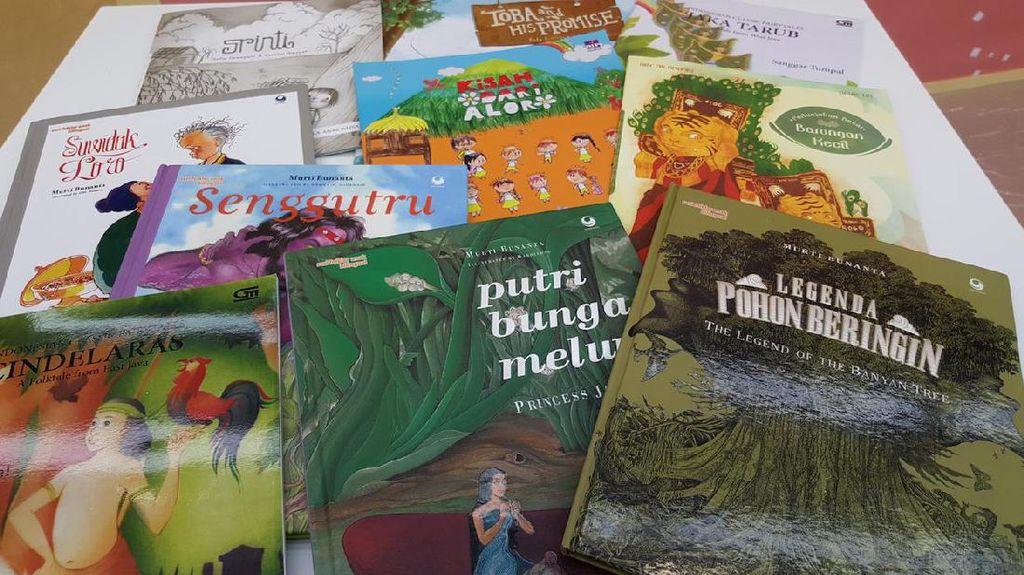 Nasib Industri Buku Anak Masa Kini