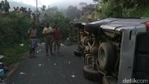 Ini Identitas Korban Tewas Kecelakaan Mobil Wisatawan di Gunungkidul