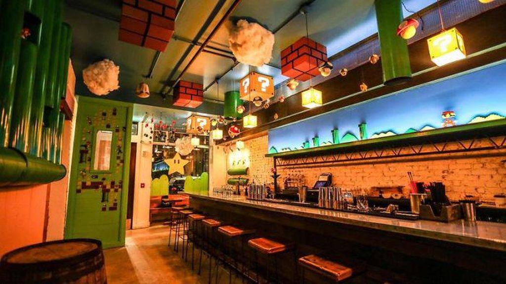 Bar Ini Wujudkan Impian Fans Super Mario Bros