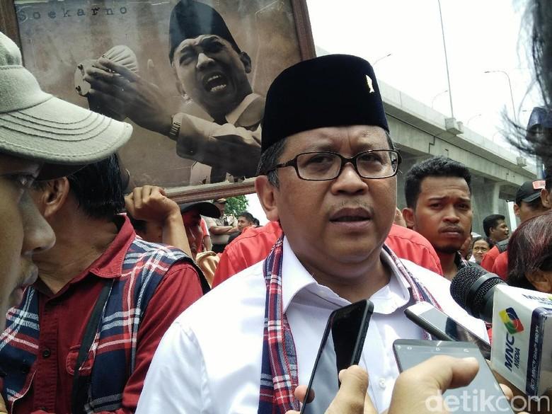 Sindir PAN, PDIP: Dukung Pemerintah Bukan Cuma Soal Menteri
