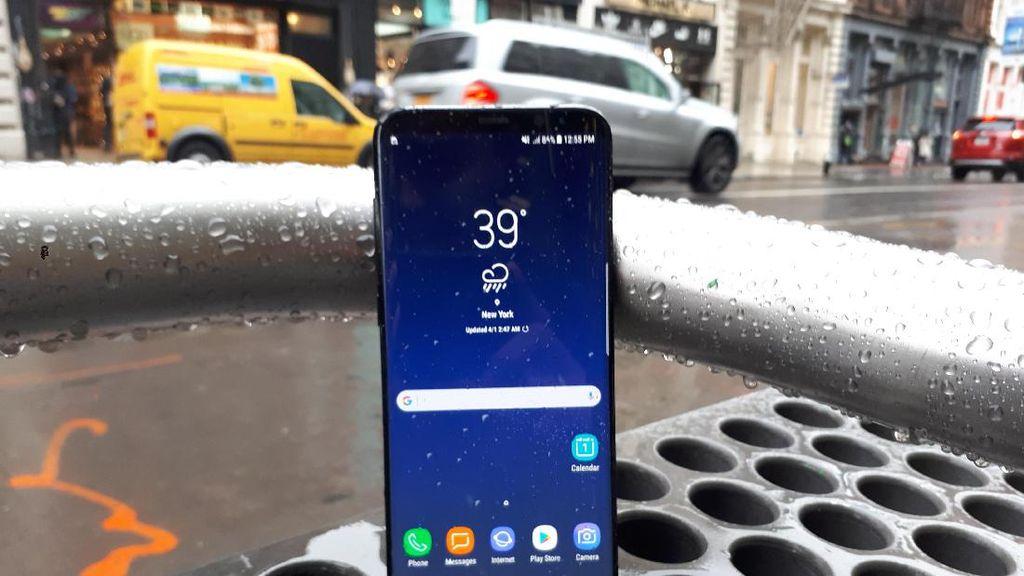 Pemesanan Galaxy S8 Unggul 30% dari Galaxy S7