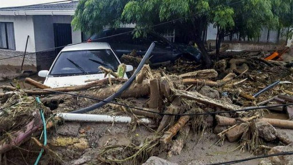 Longsor di Kolombia, 112 Orang Tewas dan Ratusan Rumah Rusak