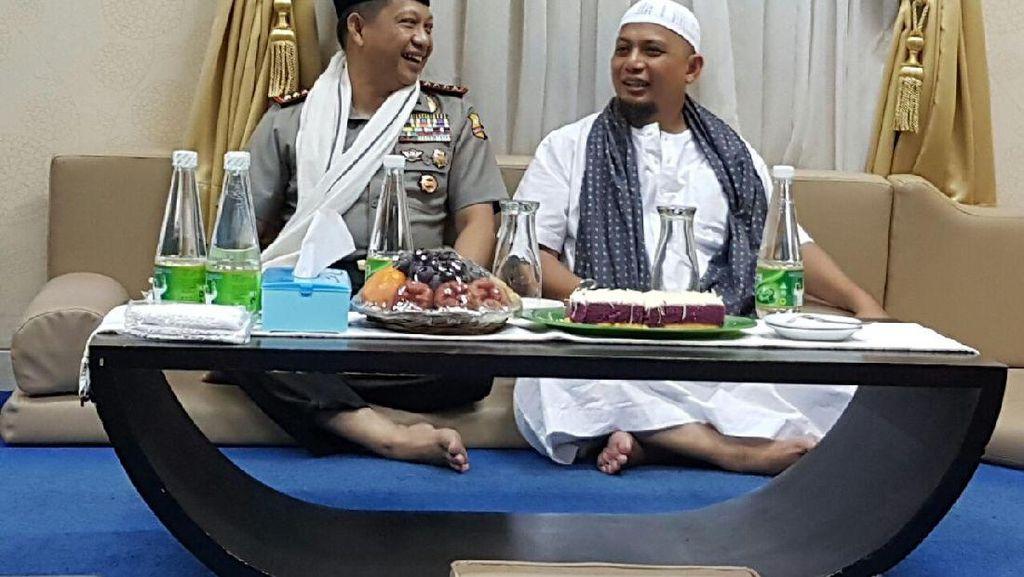Zikir Bareng Ustaz Arifin Ilham, Kapolri Pesan Jaga Persatuan